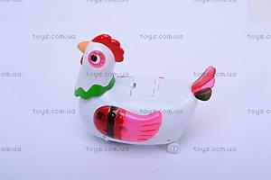 Музыкальная игрушка «Курочка-несушка», 20259, детские игрушки