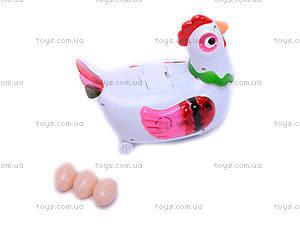 Музыкальная игрушка «Курочка-несушка», 20259, toys.com.ua