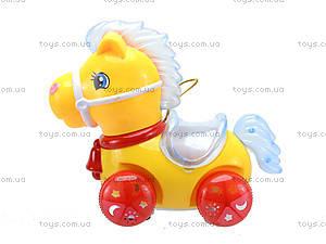 Музыкальная игрушка «Лошадь», AL668-01, игрушки