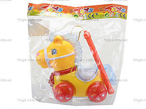 Музыкальная игрушка «Лошадь», AL668-01, детские игрушки