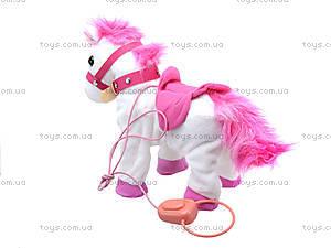 Музыкальная игрушка на дистанционном управлении «Лошадка», CL1608A, купить
