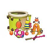 Музыкальная игрушка «ПАРАМ-ПАМ-ПАМ», BX1007Z, купить