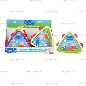 Музыкальная игрушка Peppa «Тамбурин», 1383265