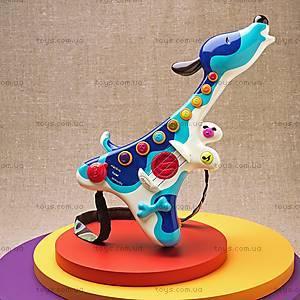 Музыкальная игрушка «Пес-гитарист», BX1166, фото