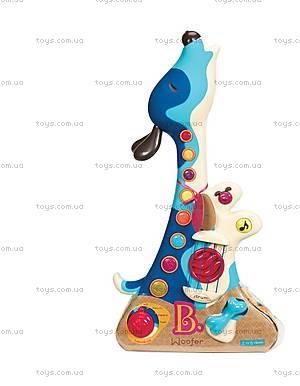 Музыкальная игрушка «Пес-гитарист», BX1166, игрушки
