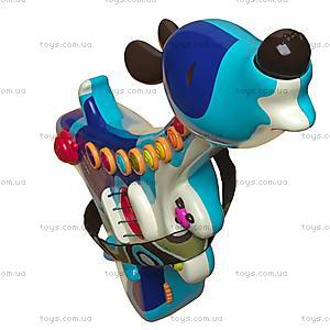 Музыкальная игрушка «Пес-гитарист», BX1166, детские игрушки