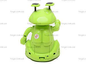 Музыкальная игрушка «Робот-акробат», HD968, купить