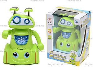 Музыкальная игрушка «Робот-акробат», HD968