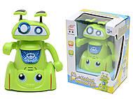 Музыкальная игрушка «Робот-акробат», HD968, отзывы