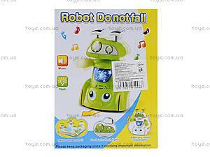 Музыкальная игрушка «Робот-акробат», HD968, цена