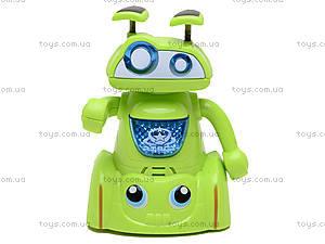 Музыкальная игрушка «Робот-акробат», HD968, игрушки