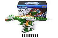 Музыкальная игрушка «Робот-динозавр», 6690