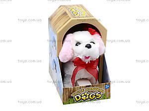 Музыкальная игрушка «Щенок», 9196C2, фото
