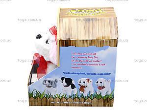 Музыкальная игрушка «Щенок», 9196C2, цена