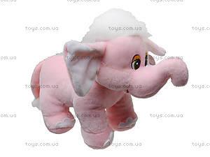 Музыкальная игрушка «Слоник» для детей, S-JH3410, купить