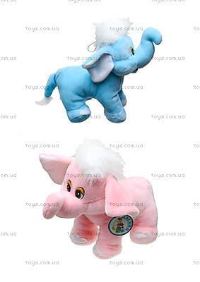 Музыкальная игрушка «Слоник» для детей, S-JH3410