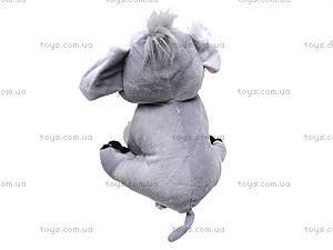 Музыкальная игрушка «Слоник с обезьянкой» , MT2-4254, купить