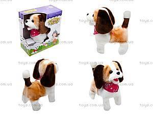 Музыкальная игрушка «Собачка» детская, 9603B2