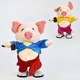 """Музыкальная игрушка """"Свинка"""",  30 см, С30479"""