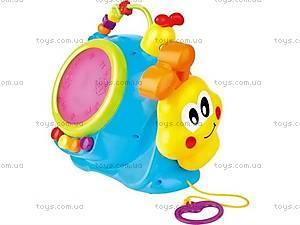 Музыкальная игрушка «Улитка», BB117