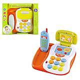 Музыкальная игрушка «Веселий телефон», TT13, игрушки