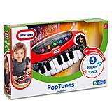 Музыкальное пианино серии «Модные мелодии», 636219M, купить