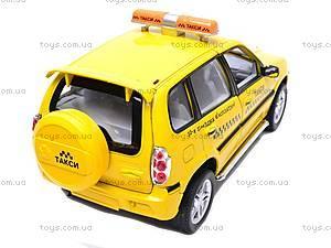 Музыкальное такси Chevrolet Niva, 9121С, купить