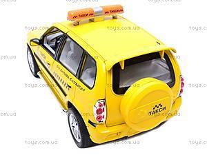 Музыкальное такси Chevrolet Niva, 9121С, фото