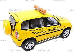 Музыкальное такси Chevrolet Niva, 9121С, отзывы