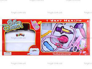 Музыкальны набор «Доктор», 046ABC, игрушки