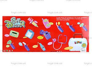 Музыкальны набор «Доктор», 046ABC, toys