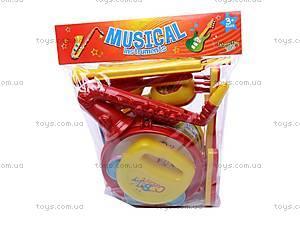Музыкальные инструменты, 03626-15, игрушки