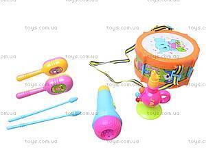 Музыкальные инструменты детские, 5798, игрушки