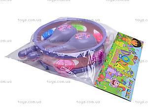 Музыкальные инструменты для детей «Дора», 7038, фото