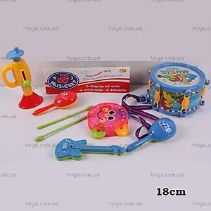 Музыкальные инструменты игрушечные, 2012D
