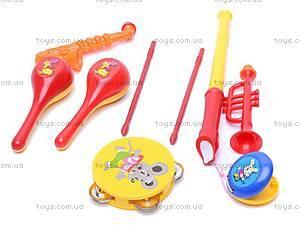 Музыкальные инструменты «Веселый оркестр», 2005ABC