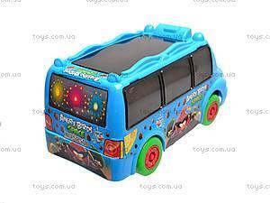 Музыкальный автобус Angry Birds, 58501, фото