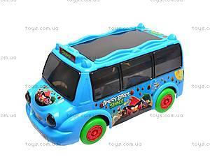 Музыкальный автобус Angry Birds, 58501, отзывы