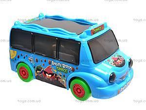 Музыкальный автобус Angry Birds, 58501