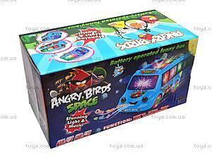 Музыкальный автобус Angry Birds, 58501, игрушки