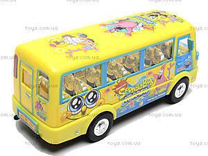Музыкальный автобус «Губка Боб», 767-284, купить