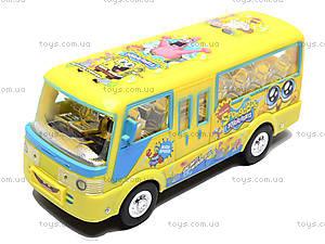 Музыкальный автобус «Губка Боб», 767-284, фото