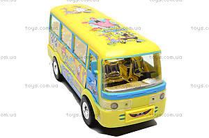 Музыкальный автобус «Губка Боб», 767-284, цена
