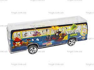 Музыкальный автобус инерционный, 998-35F3, купить
