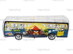 Музыкальный автобус инерционный, 998-35F3, фото