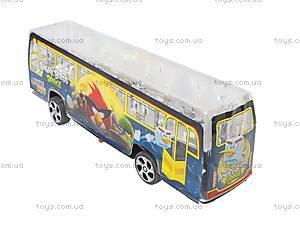 Музыкальный автобус инерционный, 998-35F3, цена