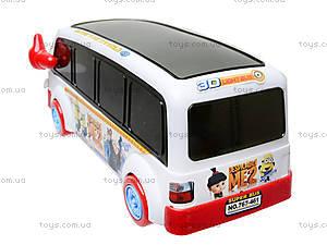 Музыкальный автобус «Миньоны», 767-461, фото