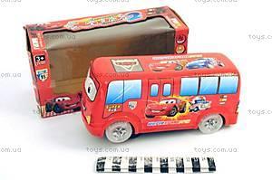 Музыкальный автобус «Тачки», 812A