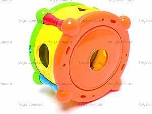 Музыкальный барабан для малышей, MS1000, игрушки