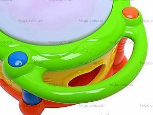 Музыкальный барабан для малышей, MS1000, детские игрушки